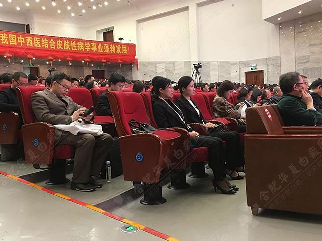 聚焦峰会2019 全国中西医结合皮肤性病学术年会正式召开